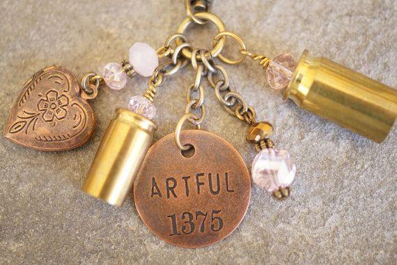 Gun shell jewelry, rocker jewelry, bullet jewelry, rebel jewelry, rebel gun jewelry