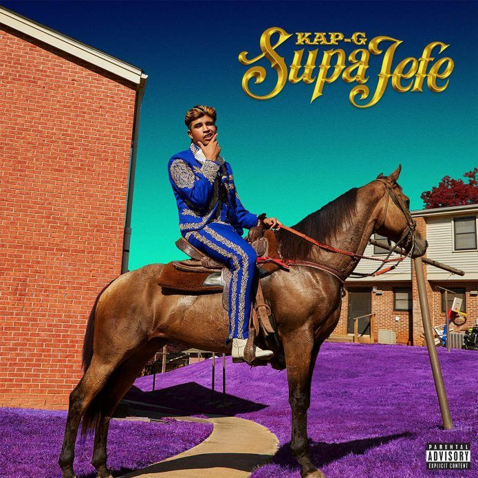 "Kap G shares a new single called ""Rings"", off the upcoming SupaJefe album, due on April 14th.    Kap also just dropped his video for ""Freakin N Geekin"" earlier this week, click to check out both.