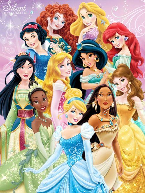 Stop changing the disney princesses.