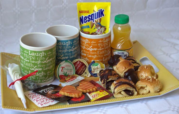 141 best images about desayunos sorpresa on pinterest - Desayuno sorpresa madrid ...