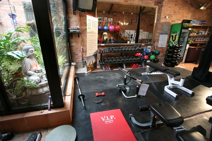 Vibes fitness personal training studio