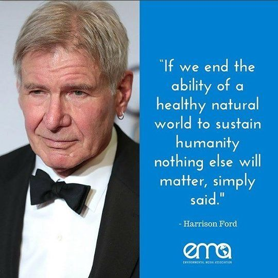 Do you agree with Harrison Ford?  TYPE YES  if you like what you see & TAG friends of yours who need to be inspired.  Follow  @powerglobalsolar for daily info on the going green Follow  @powerglobalsolar for daily info on the going green   Credit: @green4ema - The goal of this account is to help you learn more about how the world needs to move to sustainable energry. Everyday we are posting or reposting thought leaders quotes and ideas to educate and inspire everyone who comes across this…