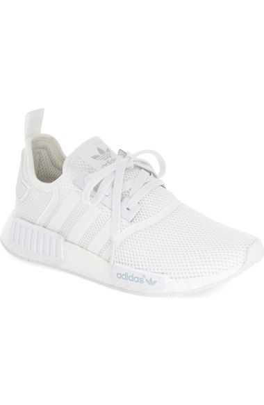 adidas nmd r1 womens white