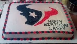 Image result for houston texans cakes images