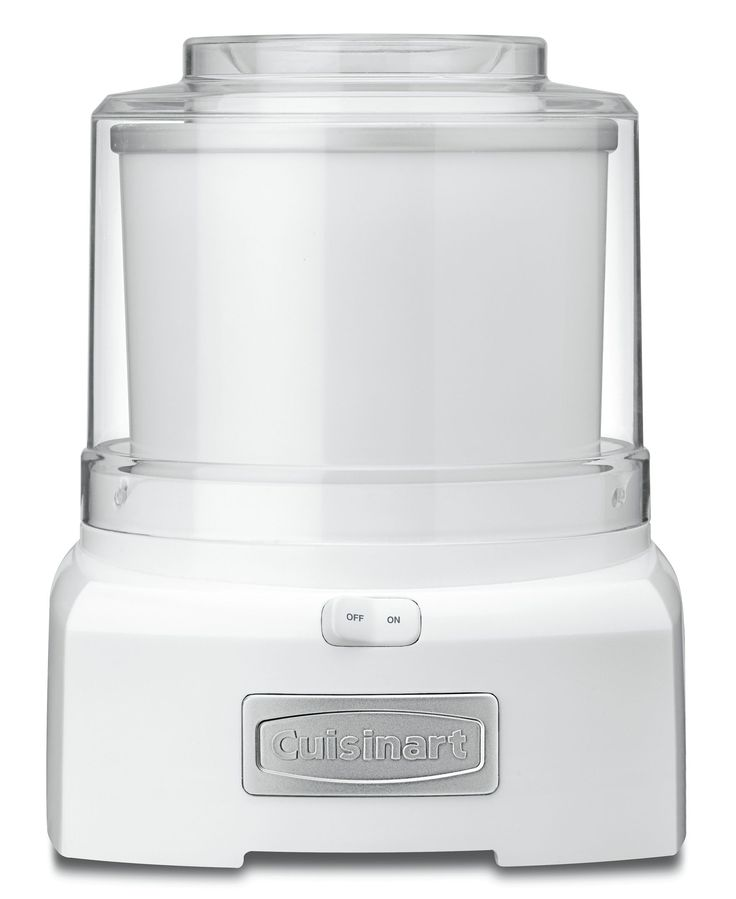 Cuisinart Ice-21 Frozen Yogurt, Sorbet & Ice Cream Maker | Really want one of these! It makes ice cream in as little as 25 minutes!! These are available at other places like Bed Bath & Beyond.