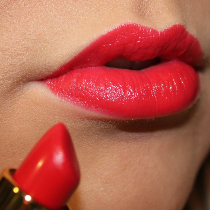 """Revlon """"Fire + Ice"""" Super Lustrous lipstick created in 1952 + still sold today 