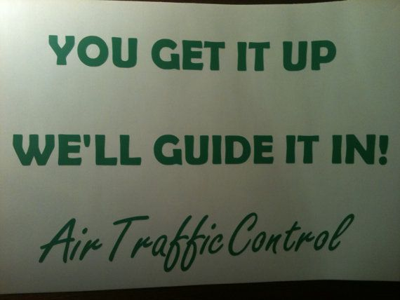 There you have it!! Air Traffic Control