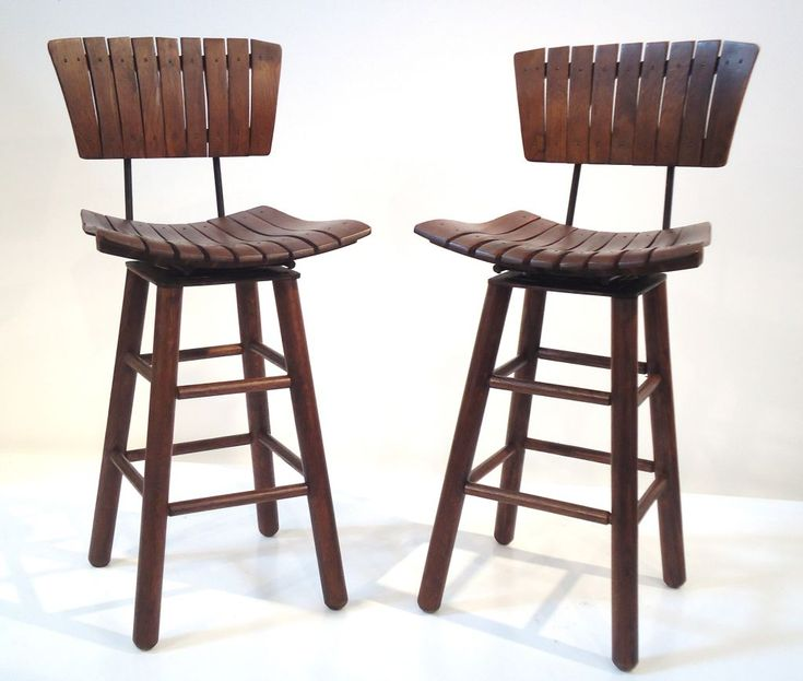 Swivel Stools With Backs   Google Search