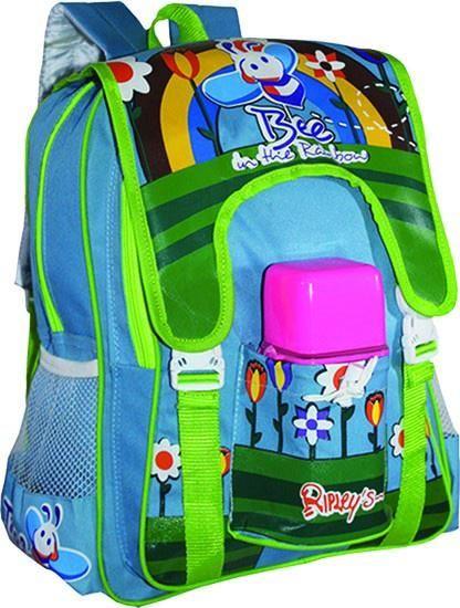Tas Anak Permpuan|Tas Sekolah Anak TK|Tas Gendong Anak|Tas Trolly Anak Cantik Lucu Murah Bee/Hello Kitty WDNS 572