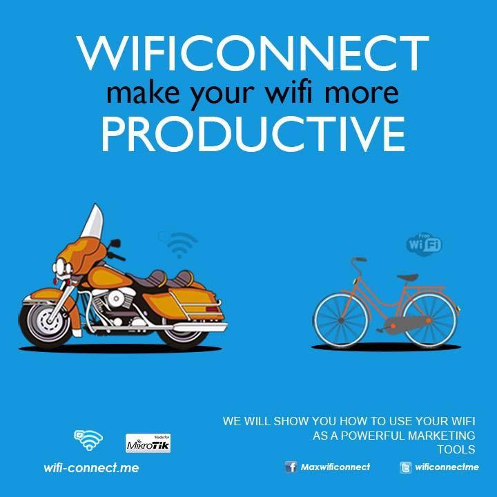 Mau #wifi yang lebih produktif? #wifi yang bisa menjadi marketing tools? contact #wificonnect #socialwifi