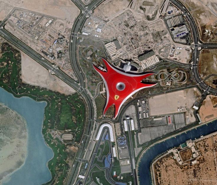 Ferrari World Park – Abu Dhabi