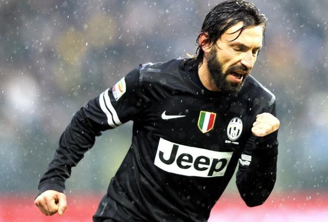 A quiet classy warrior, Andre Pirlo. Italian Jesus