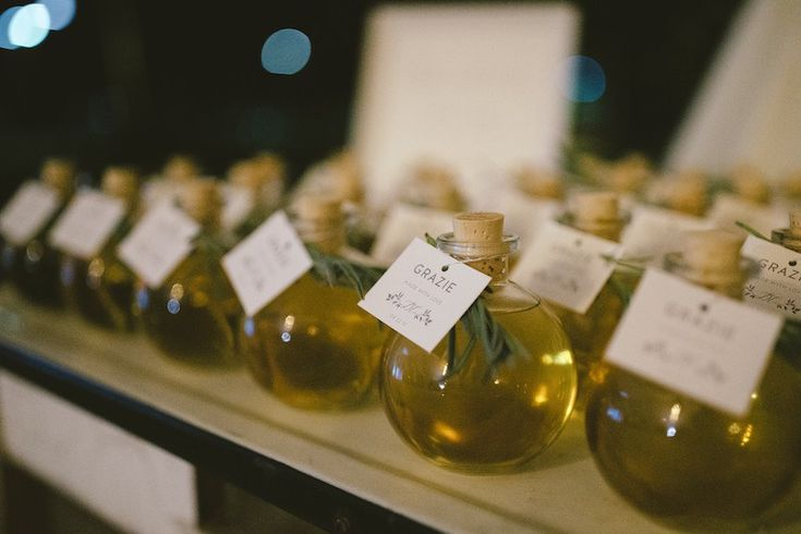 Wedding Favors Favours Limoncello Thank You Tags by Bon Paper House Tuscan   Ravine Vineyard Estate Winery Wedding   Bon Paper House   Photos by Kieran Darcy