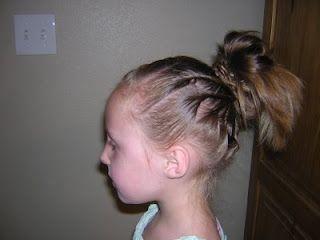 Hairstyles For Girls - Hair Styles - Braiding - Princess HairstylesHannah Hair, Kiddie Hair, Girls Generation, Girls Hair Style, Girl Hair Styles, Braids, Princess Hairstyles, Www Princesshairstyles Com, Princesses Hairstyles