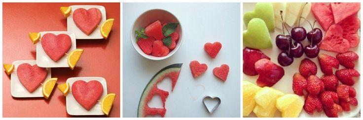 fruta san valentin,
