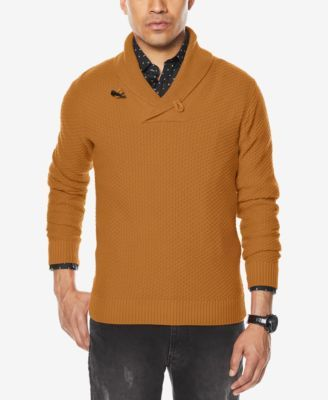 Sean John Men's Shawl-Collar Sweater, Created for Macy's | macys.com