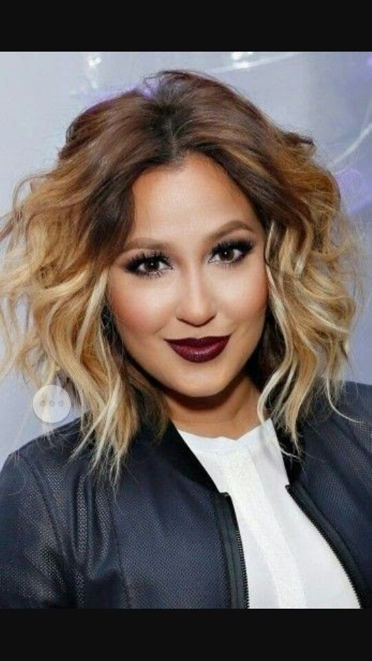 25 Best Ideas About Mechas Californianas Cabello Corto On
