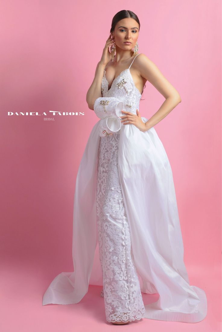 64 best Bridal Jumpsuit Collection By Daniela Tabois images on ...