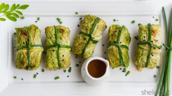 13 Delicious ways to use your leftover cabbage via sheknows.com