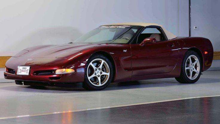 2003 Chevrolet Corvette 50th Anniversary - 1