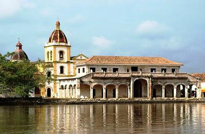 Mompox, Colombia (UNESCO World Heritage town)