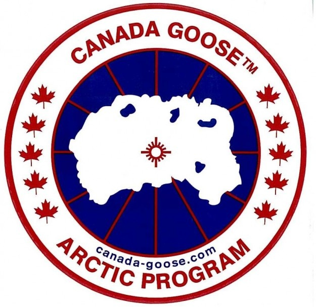 Canada Goose - manufacturer of cold weather clothing since 1957.  Their clothes are made in Canada