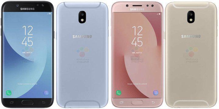 Galaxy J7 ve Galaxy J5 akıllı telefonlarının yeni videoları ortaya çıktı. Galaxy J7 ve Galaxy J5 serisinin özellikleri neler? Nasıl detaylar belli?