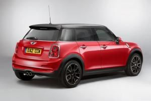 The new Mini Hatchback