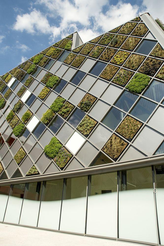 Gallery of Herstal City Hall / Frederic Haesevoets Architecte - 34