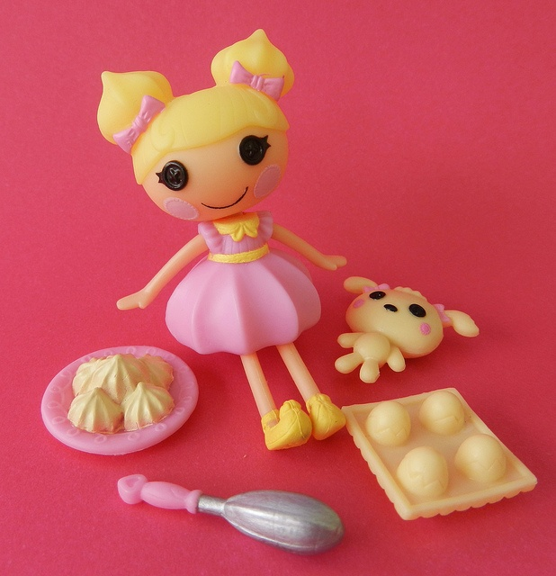Mini Lalaloopsy Series 8 - Dollop light n fluffy ... Lalaloopsy Dollop Light N Fluffy