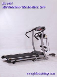 Motorized Treadmill SN 1007