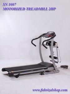 Motorized Treadmill SN 1007