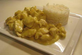 Pollo+al+latte+di+cocco+alla+Thailandese