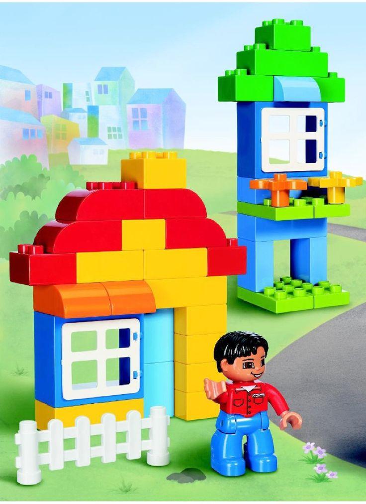 Duplo - Duplo Deluxe Brick Box [Lego 5507]