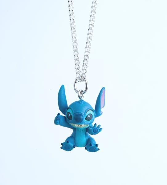 Stitch Disney Necklace by Dragon Dreads