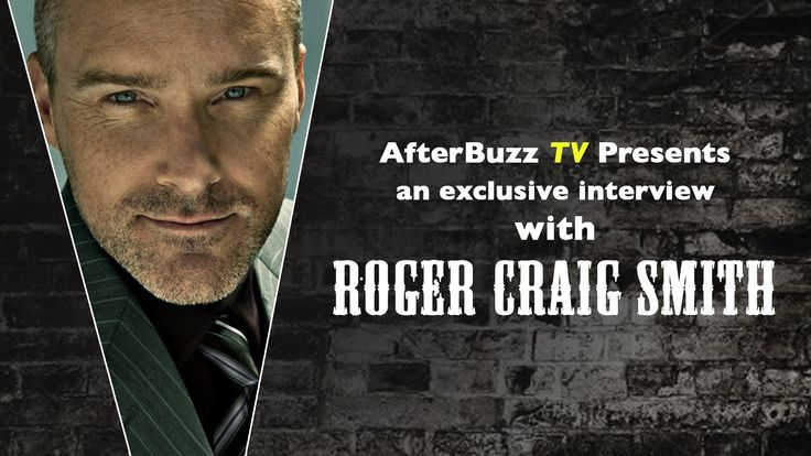 Roger Craig Smith Interview | AfterBuzz TV's The Voice Of