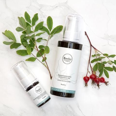 Retinol is a synthetic form of retinoic acid, well known for its dramatic effects on our skin, but not without potential irritation. What about using rosehip oi