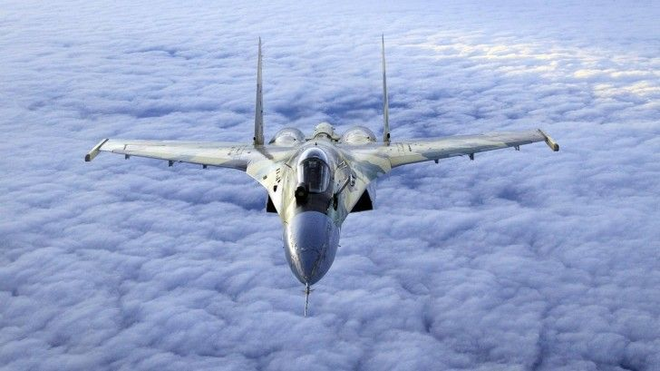 sukhoi wallpapers: Sukhoi Su 35 Free Flying ~ celwall.com Technology Wallpapers Inspiration