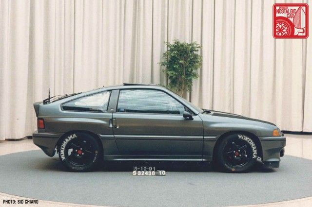 1986 Honda CRX Si Mugen 08 my very first car was a '87 CRX Si like this!!!