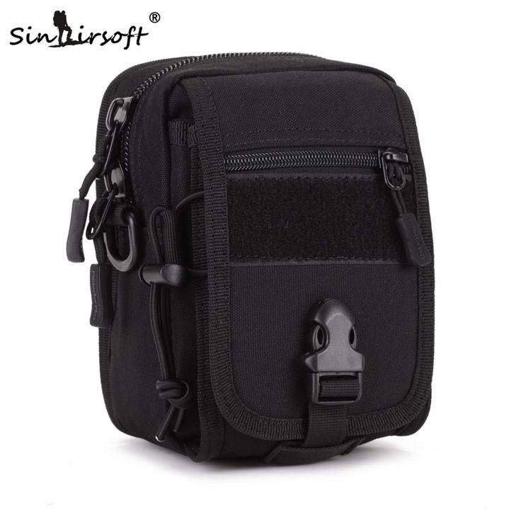 New arrival! SINAIRSOFT Molle bag Small Bag Military Molle Hip Waist Belt Wallet Pouch Purse Molle bag #Affiliate