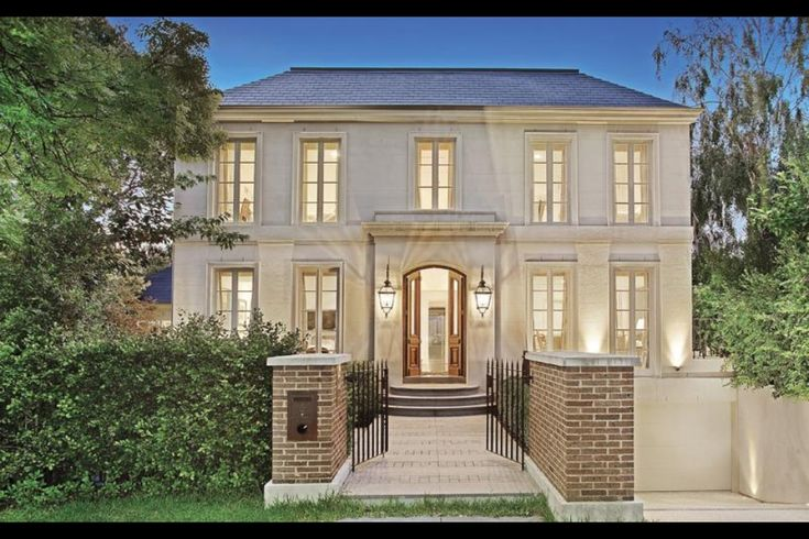 Neo Georgian - dream house exterior | Home Decor/Interiors | Pinterest |  Georgian, Exterior and House