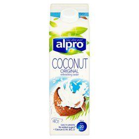 39 best images about alpro on pinterest shops coconut for Alpro coconut cuisine