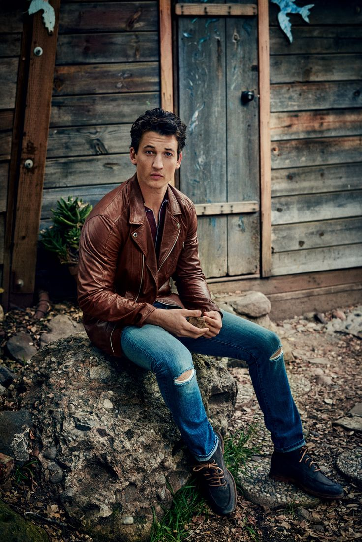 Miles Teller, photographed by Tomo Brejc for Flaunt, May 2015