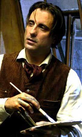 """Andy Garcia """"Modigliani"""" Quel merveilleux acteur et quel excellent film. Wow!"""