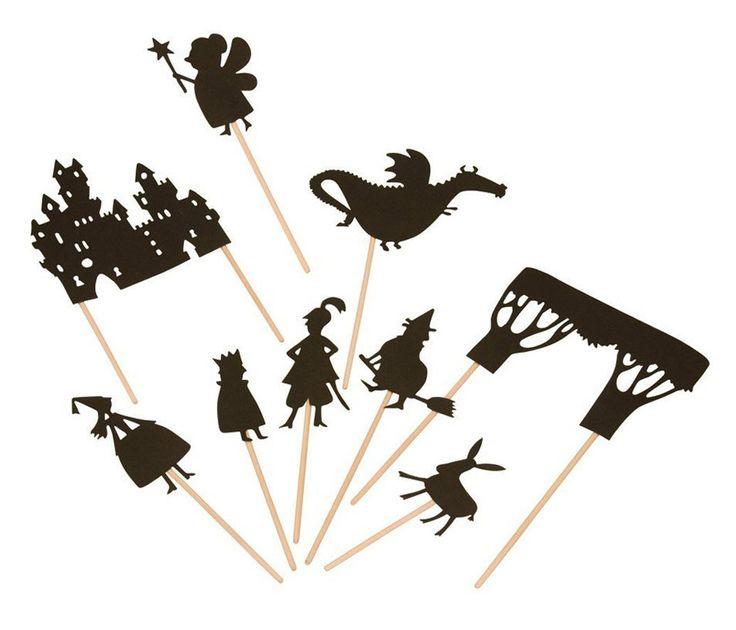 Schattenfiguren M�rchen