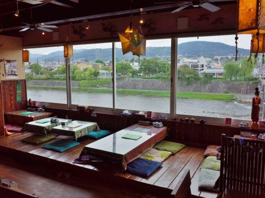 京都 タイ料理 キンカーオKINKHAO