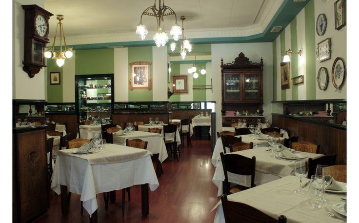 Restaurante Manolo 1934 #MesDeLoscallos #Madrid