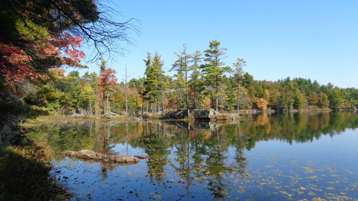 Doe Lake Loop Frontenac Provincial Park