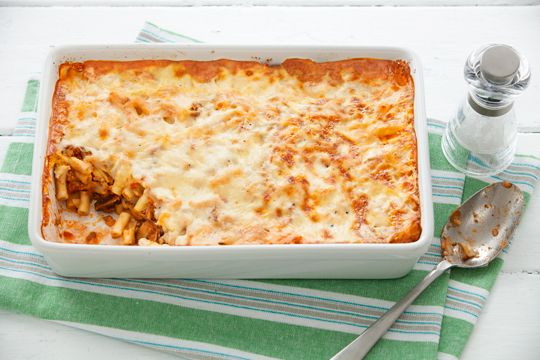 Beef and Mushroom Pasta Bake - Countdown | Feed 4 for $15