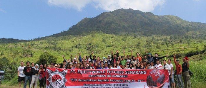 PT. Equityworld Futures Sebagai Salah Satu Perusahaan Pialang Terbesar Dan…